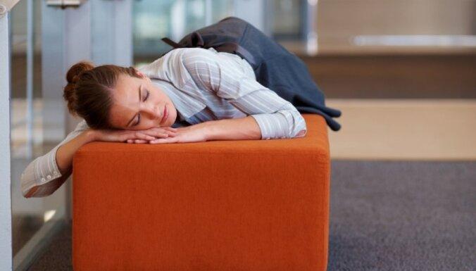 Постоянная усталость: скрытые причины недомогания