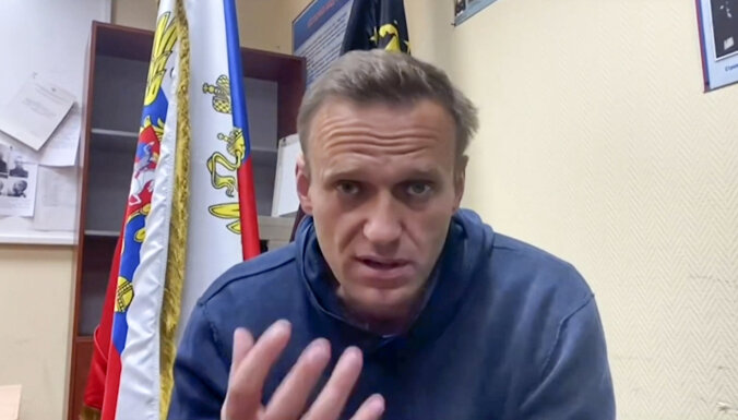 Франция предложила ввести действенные санкции из-за Навального