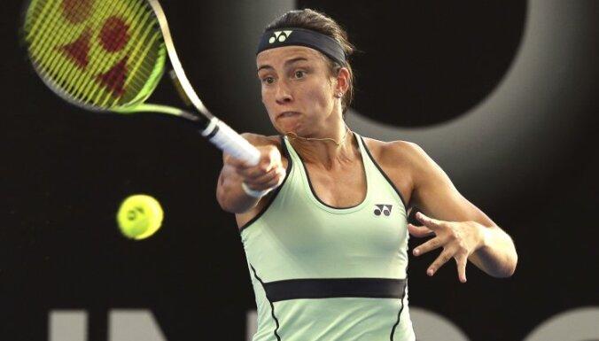 Севастова вышла в полуфинал теннисного турнира в Брисбене