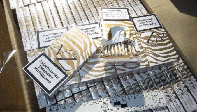 Найден подпольный склад: изъято более 178 000 сигарет