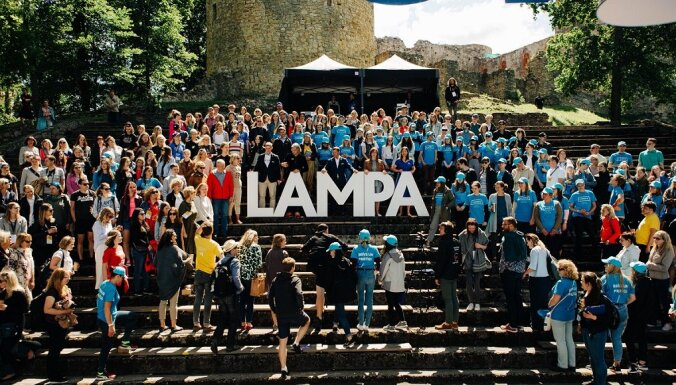 Sarunu festivāls 'Lampa' aicina iesaistīties organizēšanā un pieteikt pasākumus