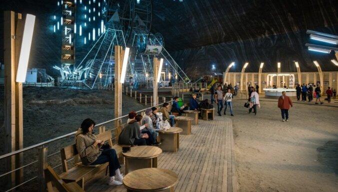 Piedzīvojums pazemē – Turdas pārsteidzošās sālsraktuves Rumānijā