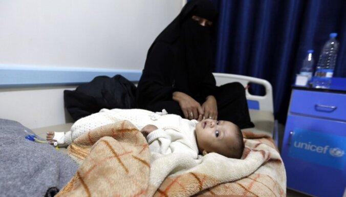 Эпидемия холеры в Йемене: более 500 тысяч заболевших