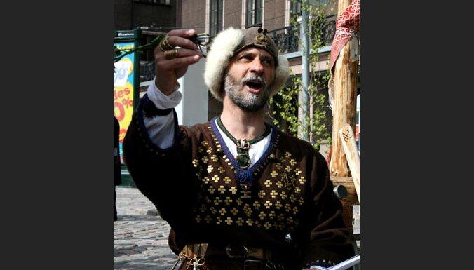 Праздник Майского графа в Риге (4 фото)
