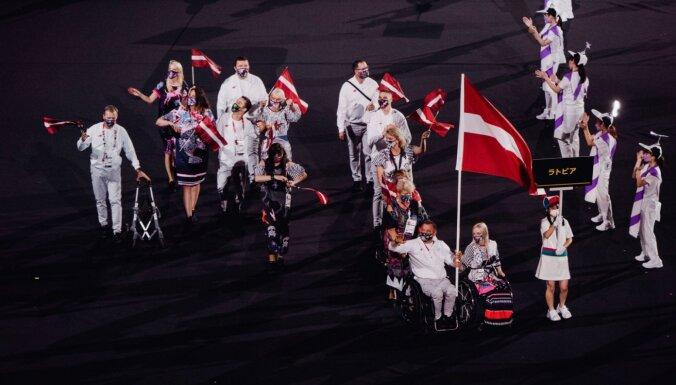 Naudas balvas saņems Rīgā deklarētie Olimpisko spēļu medaļnieki