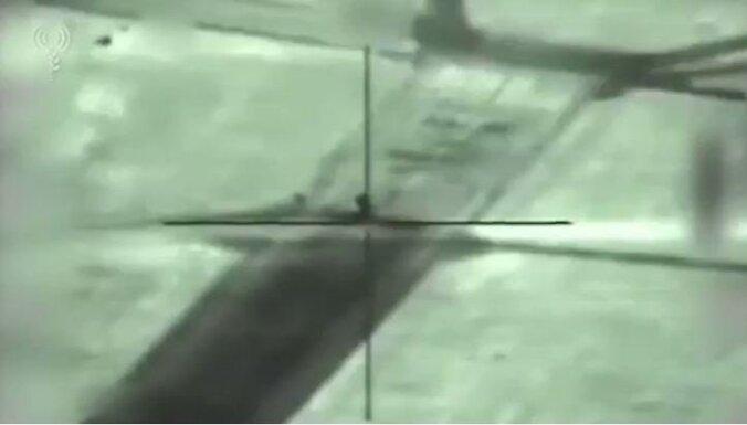 """Израильская ракета уничтожила в Сирии поставленный Россией """"Панцирь"""""""