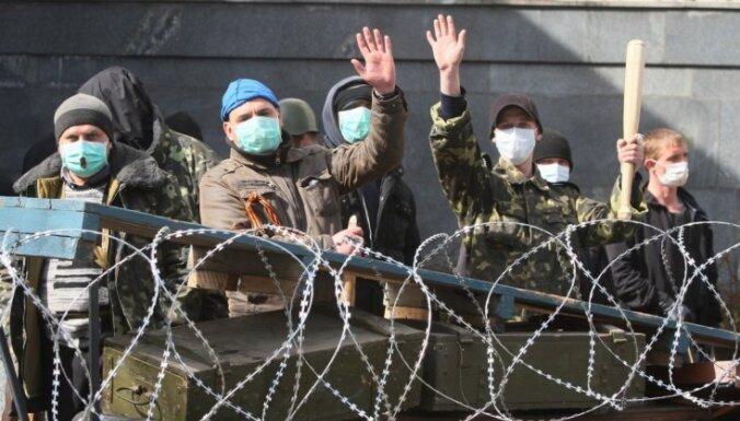 """Журналист: создатели """"Донецкой республики""""— бандиты, бомжи и алкоголики"""