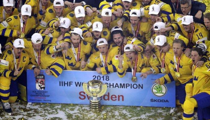 Шведы обеднели на 340 тысяч евро после чемпионата мира по хоккею