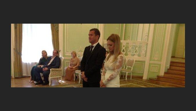 Кержаков женился на дочери сенатора Cовета Федерации