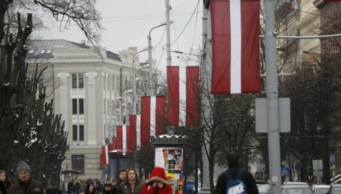 В честь столетия Латвии по всей стране пройдет более 900 мероприятий
