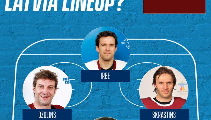 IIHF noteikusi Latvijas hokeja izlases zvaigžņu izlasi