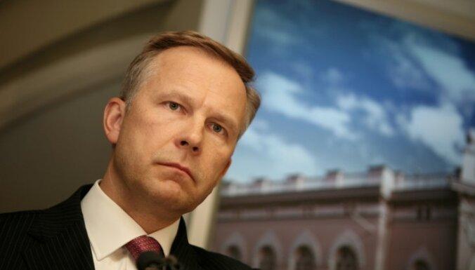Rimšēvičs: Latvija jau septembrī varētu izpildīt visus Māstrihtas kritērijus eiro ieviešanai