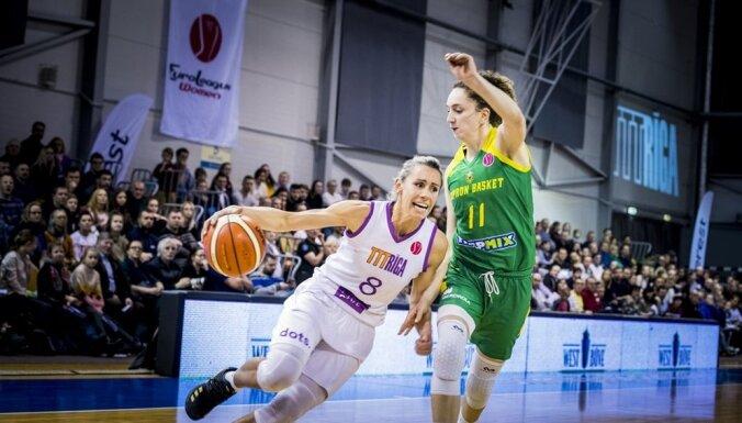 Gunta Baško trešdien 'TTT Rīga' rindās atgriezīsies basketbola laukumā