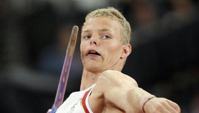 22-летний Сирмайс показал в Остраве третий результат сезона в мире