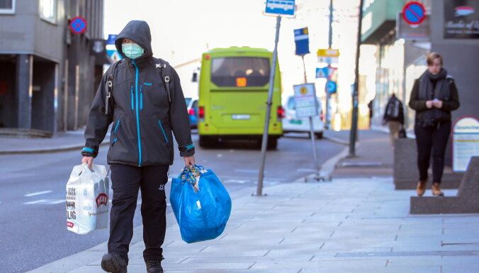 Norvēģija nosaka stingrus pasākumus britu paveida koronavīrusa iegrožošanai Oslo reģionā