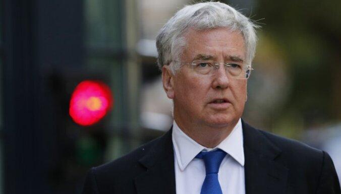 Министр обороны Британии: теракты возможны в Лондоне или Глазго