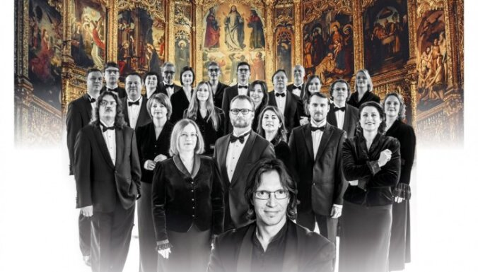 Latvijas Radio koris ar jaunu programmu turpina ciklu 'Sakrālie dziedājumi'