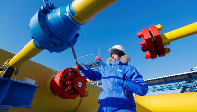 Цены на газ в Европе выросли до рекорда