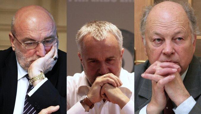 Latvijas iedzīvotāji visvairāk kaunas par Godmani, Šķēli un Rubiku