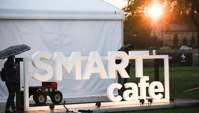Par zinātni un tehnoloģijām – 'Smart Cafe' jaunrades festivālā 'iNOVUSS'