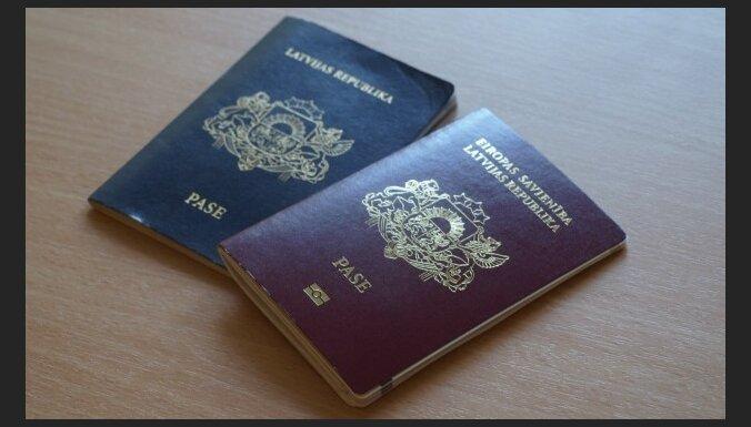 В прошлом году неграждане Латвии предпочитали российское гражданство латвийскому