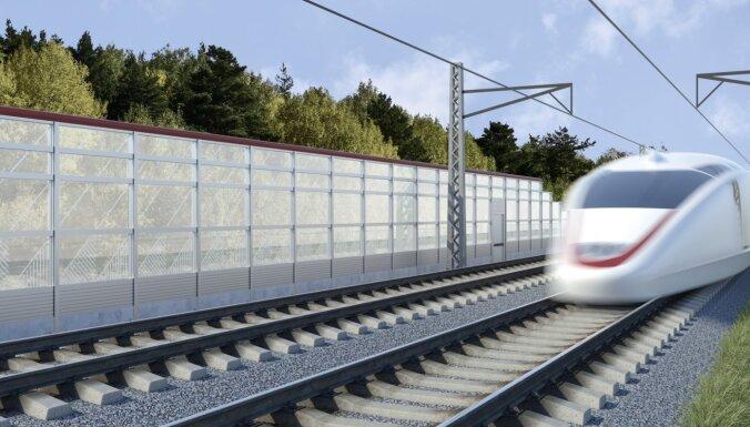 Под Саласпилсом для Rail Baltica могут построить двухэтажный мост