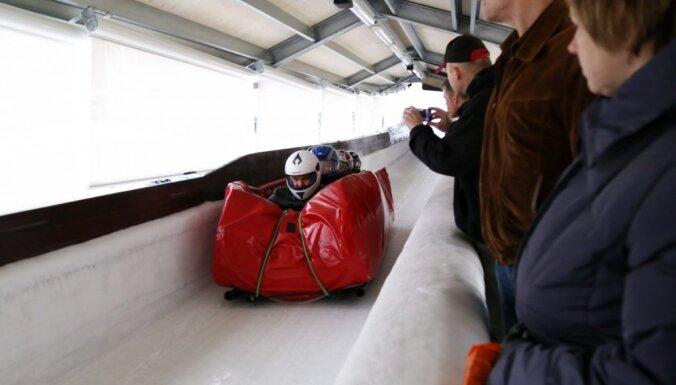 Vācijas inženieri apstiprinājuši, ka Siguldas trasi iespējams pārbūvēt atbilstoši olimpisko spēļu vajadzībām