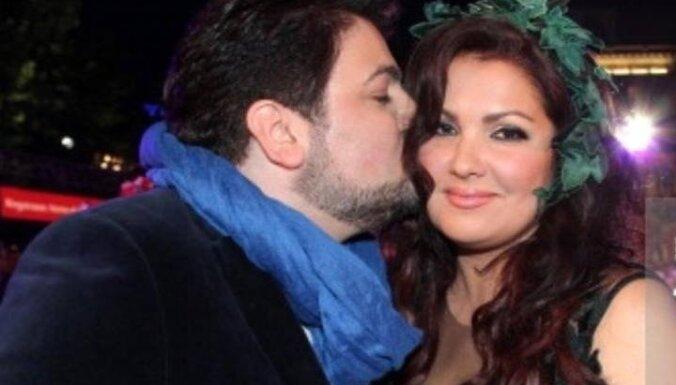 Анна Нетребко и Юсиф Эйвазов отпраздновали помолвку в Зальцбурге