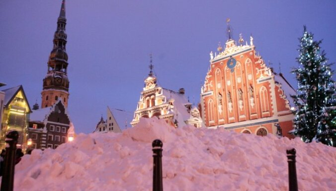 Rīgas pils remonta laikā Valsts prezidenta pagaidu rezidenci varētu ierīkot Melngalvju namā
