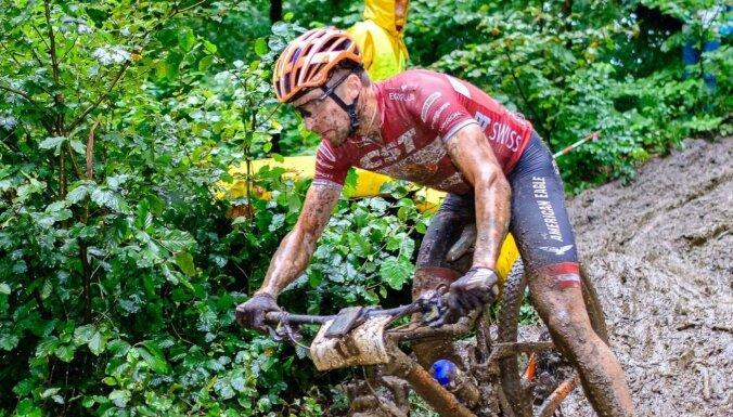 Blūms Turcijā izcīna septīto vietu UCI kategorijas MTB XCO krosa sacensībās