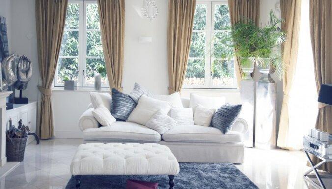 Не шторами едиными: 11 вариантов украшения окон в доме