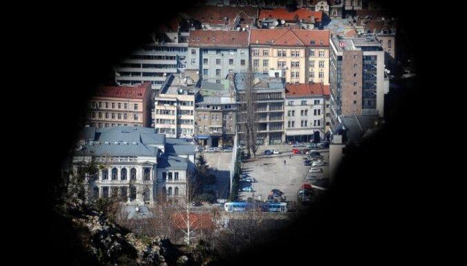 В ожесточенных столкновениях в Боснии пострадали 130 человек