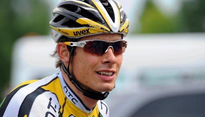 В следующем сезоне Сарамотин будет гонять за IAM Cycling