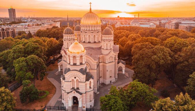 С 1992 года количество православных общин в Латвии выросло на 35%