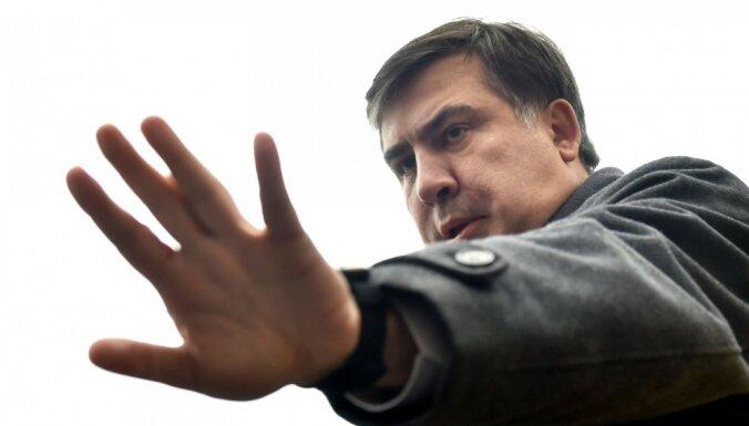 Саакашвили подтвердил слова Трампа о вмешательстве Украины в американские выборы
