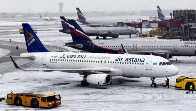 Aviokompānijas 'Air Astana' pilots aizturēts ar narkotikām
