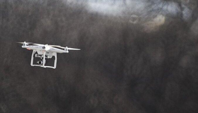 NATO militāro sanāksmi Rīgā novērojis kāds aizdomīgs drons, ziņo 'Nekā Personīga'