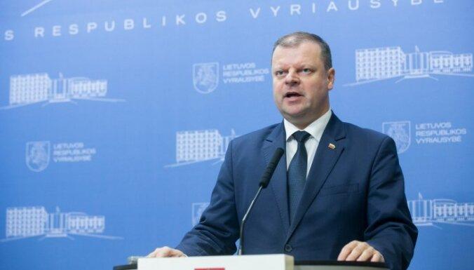 Lietuvas valdība atbalsta pievienošanos ANO migrācijas paktam