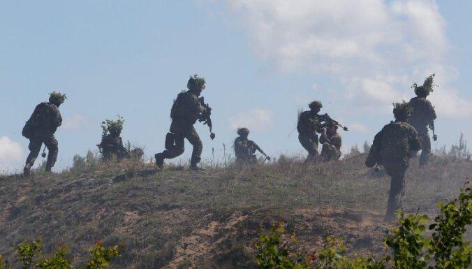"""НАТО отрабатывает оборону """"Сувалкского коридора"""""""