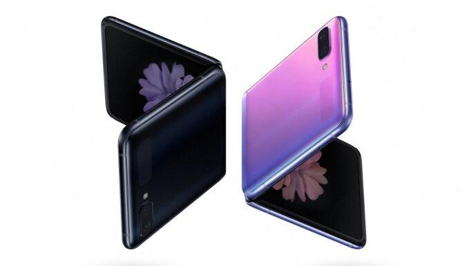 ФОТО, ВИДЕО: Samsung представила смартфон-раскладушку Galaxy Z Flip с гибким дисплеем
