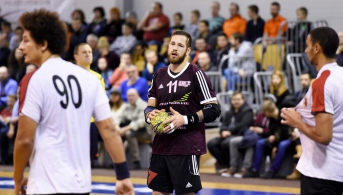 Dude noskaņots sasniegt to, ko nespēja izdarīt iepriekšējās Latvijas handbola paaudzes