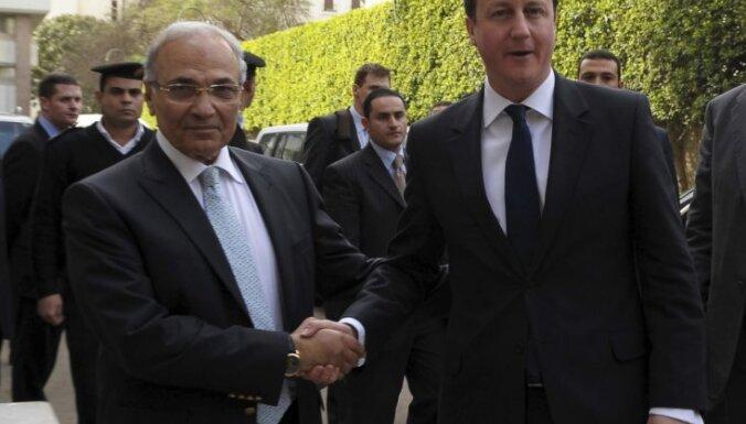 Britu premjers aicina arābu valstīs veikt reformas nevis represijas
