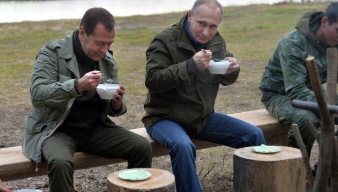 РБК: В Кремле выбрали сценарий выдвижения Путина в президенты