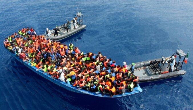 Страны ЕС согласились принять 34 тысячи беженцев за два года