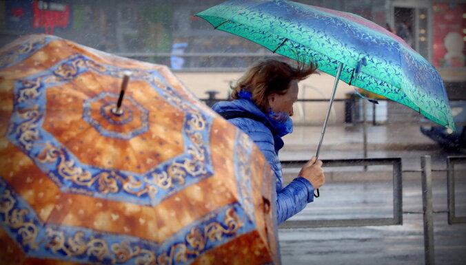 Порывистый ветер и дождь: в четверг ожидается ухудшение погоды