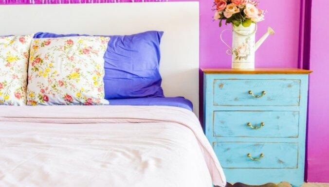 Топ-6 цветовых решений, которые не должны встречаться в вашей спальне