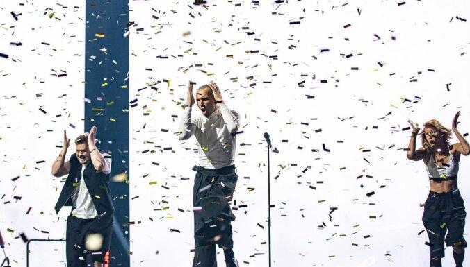 'Eirovīzijas' bukmeikeri uzvaru prognozē Lietuvai; Samantai – tikai 39. vietu