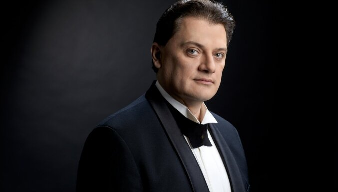 Aleksandrs Antoņenko 'Jūrmalas festivālā' dziedās operas 'Zemnieka gods' koncertuzvedumā