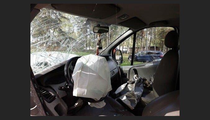 В дорожно-транспортных происшествиях пострадали девять человек