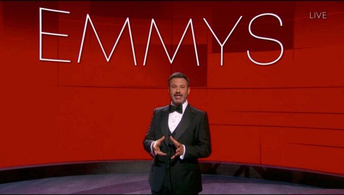 'Emmy' ceremonijā triumfē seriāli 'Succession' un 'Schitt's Creek'